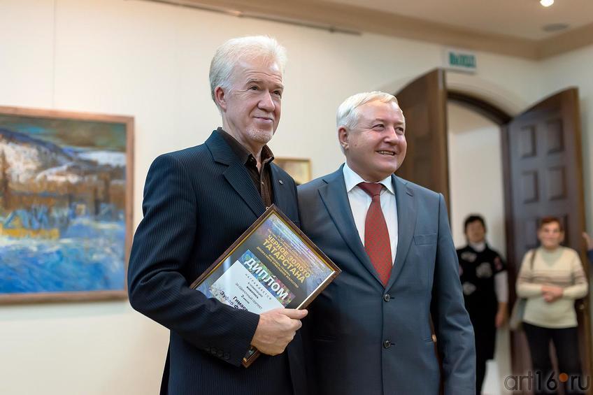 Фото №179732. Гимаев З.,  Мухамадеев Р.