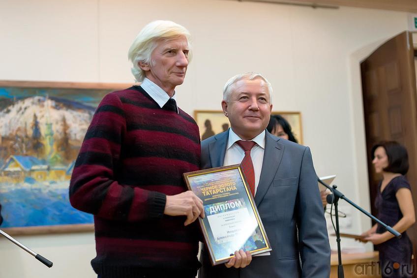 Фото №179750. Иншаков А.,  Мухамадеев Р.