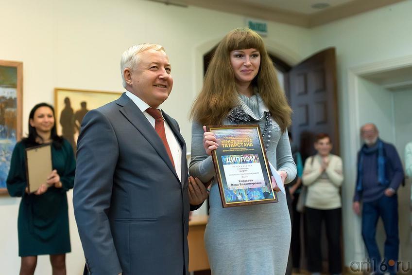 Фото №179756.  Мухамадеев Р., Карасева В.