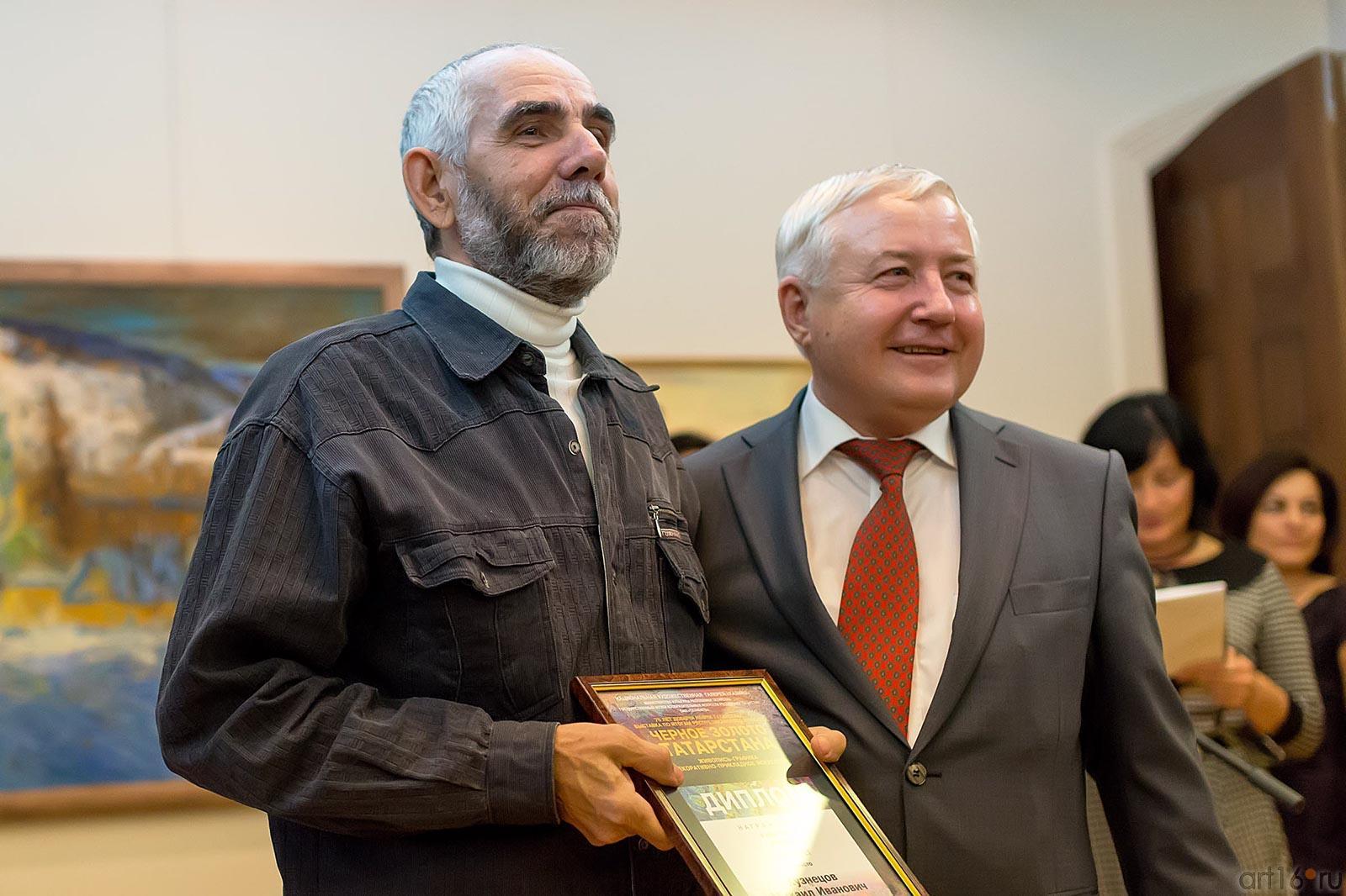 Кузнецов М.,  Мухамадеев Р.::Чёрное золото Татарстана