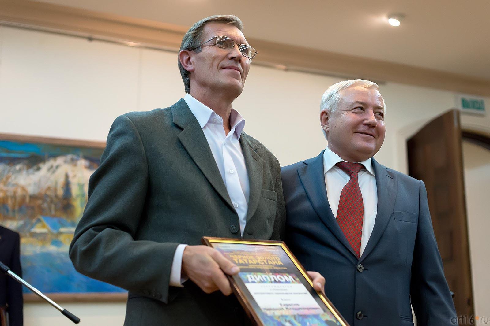 Карасев Н.,  Мухамадеев Р.::Чёрное золото Татарстана
