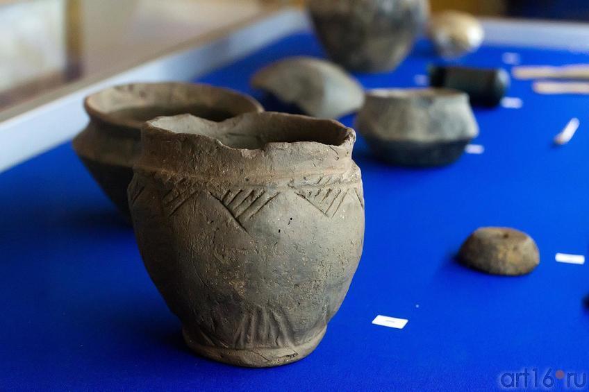 Фото №181891. Cосуд. XXI-XVIII вв. до н.э.