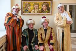 Открытие-закрытие выставки Анвара Сайфутдинова