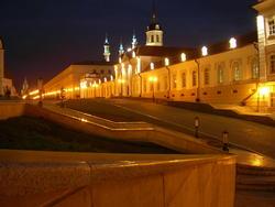 Главный корпус Артиллерийского (Пушечного) двора