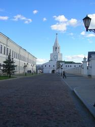 проезд Шейнкмана, Спасская башня
