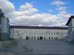 Вид на здание присутственных мест