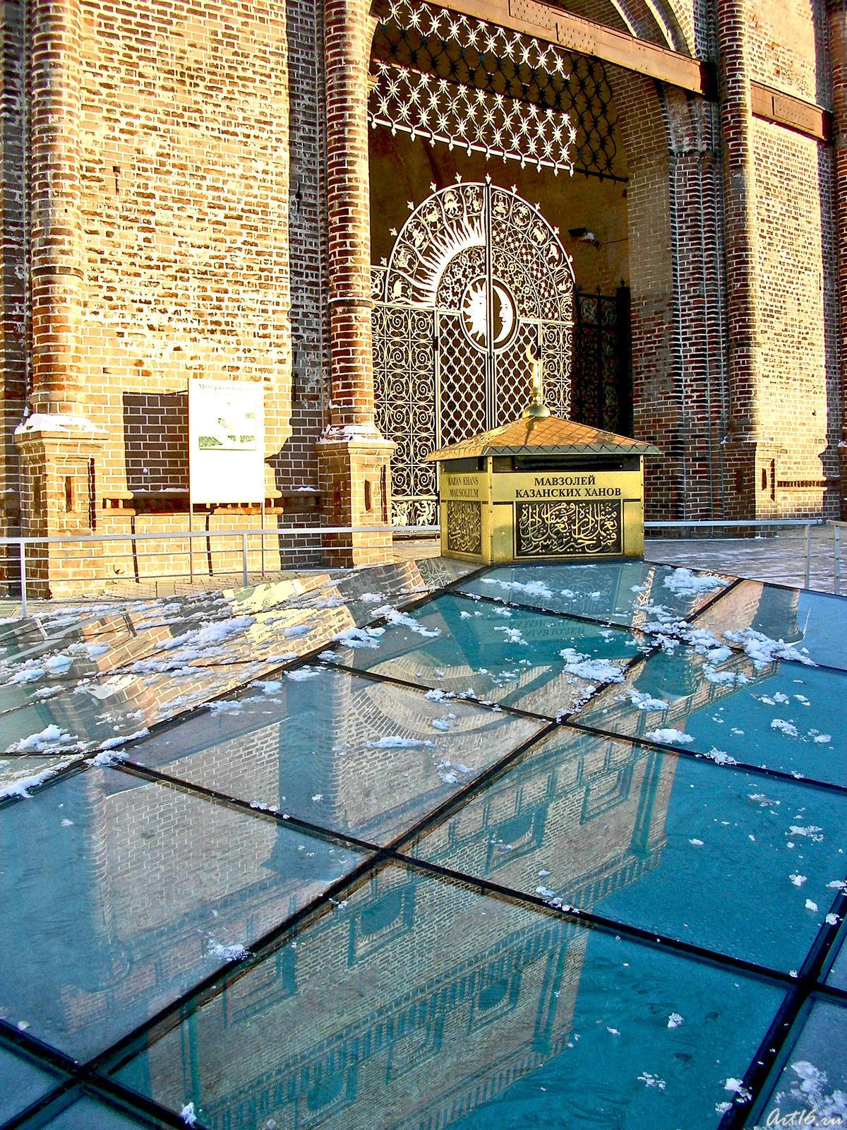 Фото №18665. Мавзолей казанских ханов
