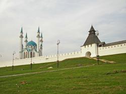 Южная панорама с площади Тысячелетия