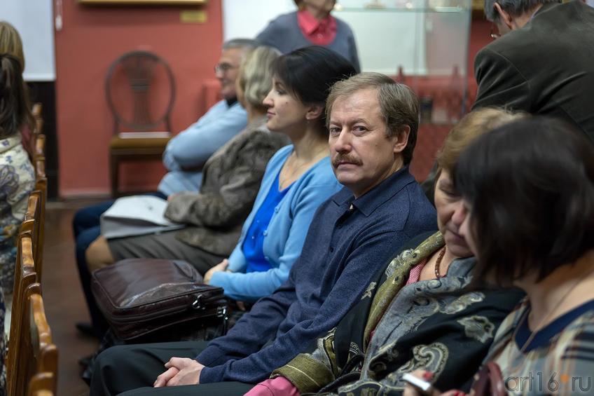 ::Литературно-музыкальный вечер посвященный приезду А.С.Пушкина в Казань