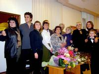 Большая, дружная семья Рушан Якуповой