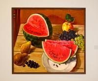 Арбуз и фрукты 2001