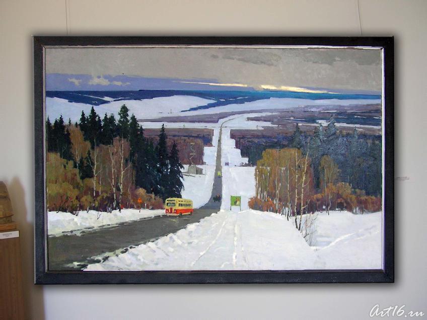 Фото №19269. На просторах Татарии, 1960. Лывин С.О. 1923-2000