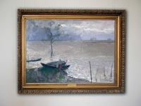 Большая вода, 1984. Прокопьев А.Л. 1922