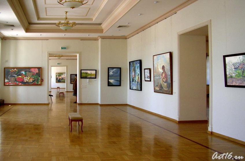 Фото №19329. Экспозиция выставочного зала