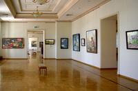 Экспозиция выставочного зала