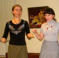Мастер-класс по народному танцу