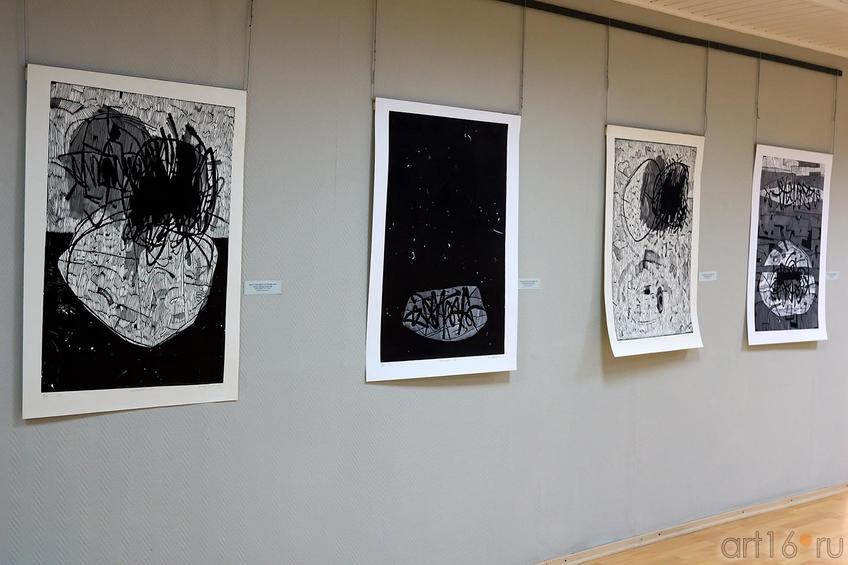 ::2-я биеннале печатной графики
