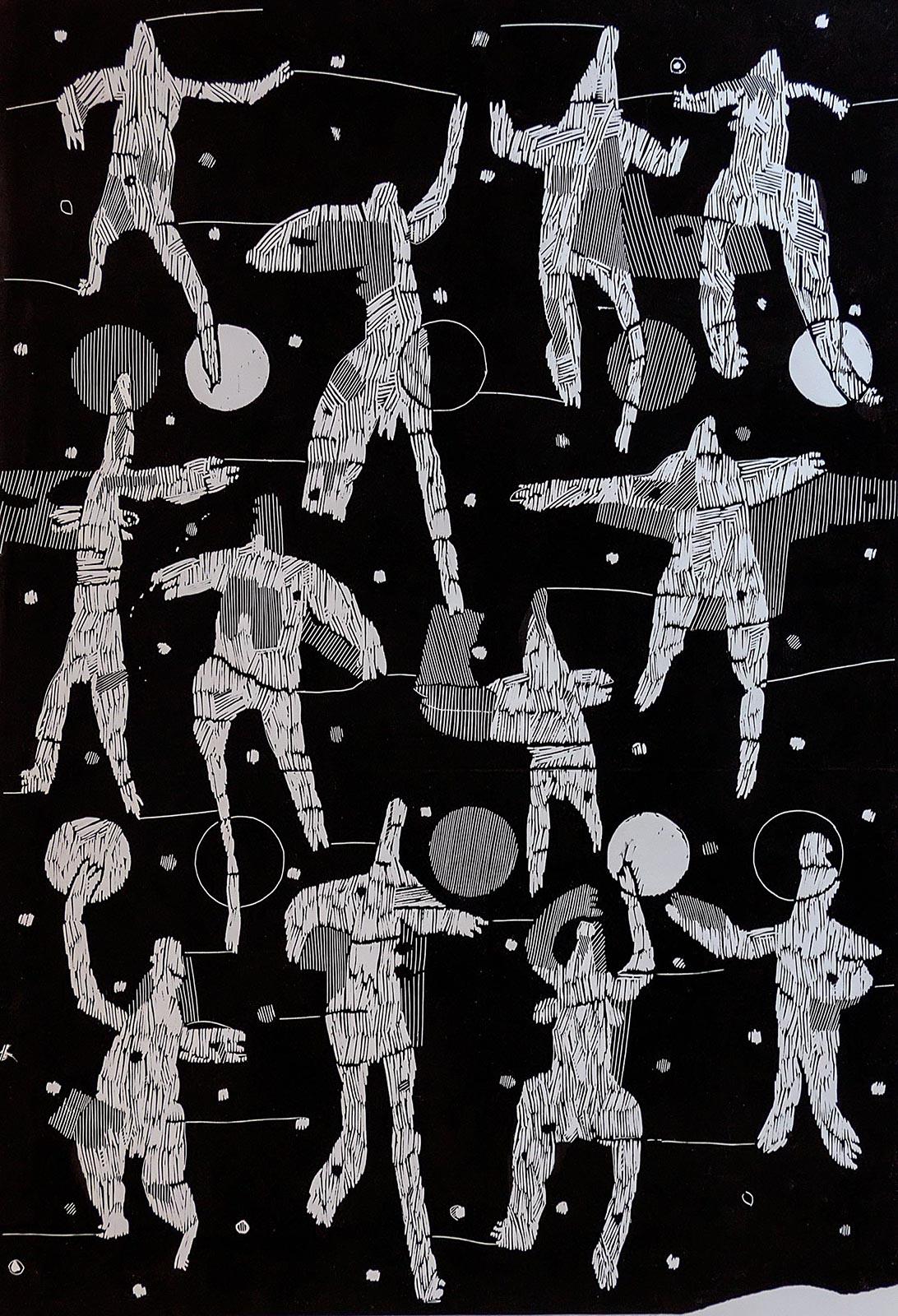 Фото №203611. ТЕРЕГУЛОВ АЙРАТ РАУФОВИЧ. 1957 Россия, Башкортостан, Уфа ГАБИТУС. 2006