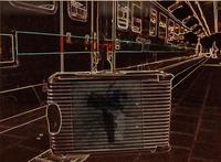ГОРЧАКОВА ЕВГЕНИЯ ИЛЬИНИЧНА. 1950 Германия, Ольденбург СТРОГИИ КОНТРОЛЬ - МАЛЕВИЧ, УОРХОЛ. 2009 Бумага, офорт