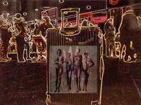 ГОРЧАКОВА ЕВГЕНИЯ ИЛЬИНИЧНА. 1950 Германия, Ольденбург СТРОГИИ КОНТРОЛЬ - НЬЮТОН, УОРХОЛ. 2009 Бумага, офорт