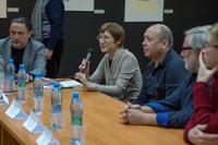 Артамонов, Улемнова, Терегулов, Чельгрен, Нюдаль