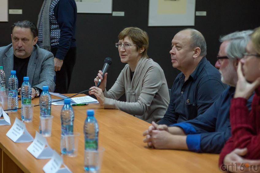 Фото №204055. Артамонов, Улемнова, Терегулов, Чельгрен, Нюдаль