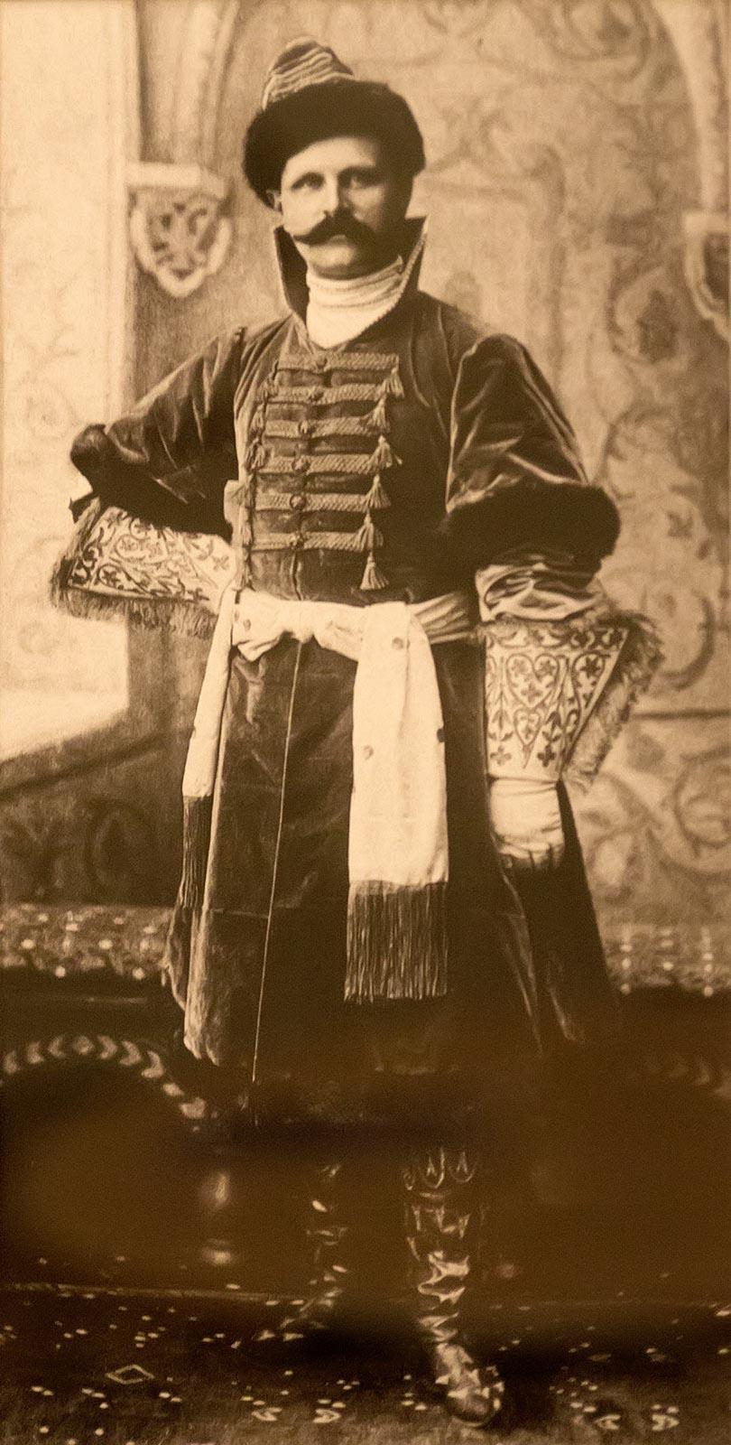 Фото №205990. Д. Асикритов Адъютант Его Императорского Высочества