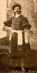 Д. Асикритов Адъютант Его Императорского Высочества