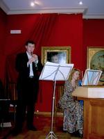 «Шедевры инструментального барокко...» Эрмитажная гостиная