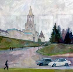 Замалетдинова Эльвира. Серия работ