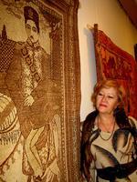 «Изобразительные ковры и каламкары мусульманского Востока»