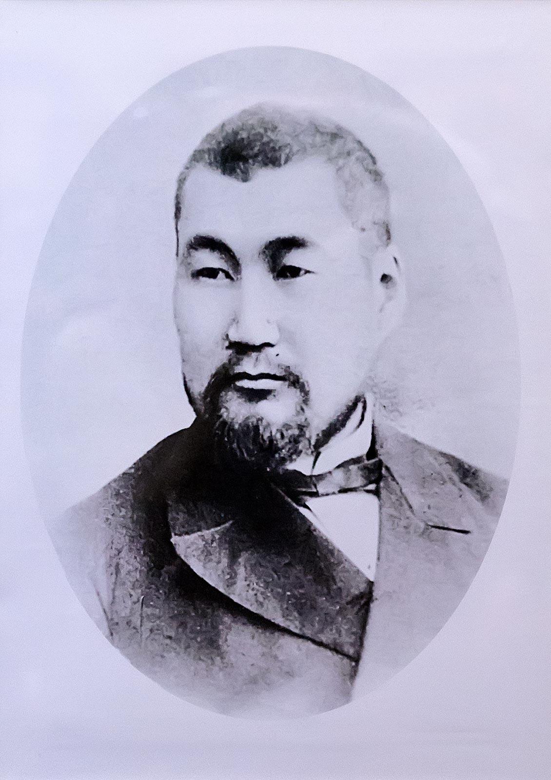 Фото №211459. Николай Федорович Катанов (1862-1922)