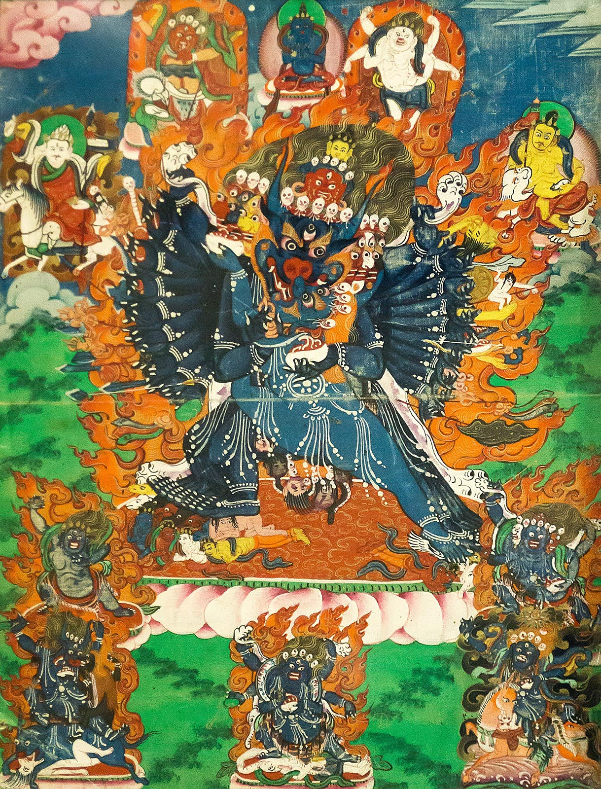Фото №211465. ЯМАНТАКА Монголия. II половина XIX века