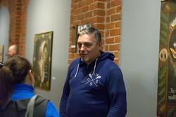 Выставка Николая Копейкина в ЦСИ ''Смена''