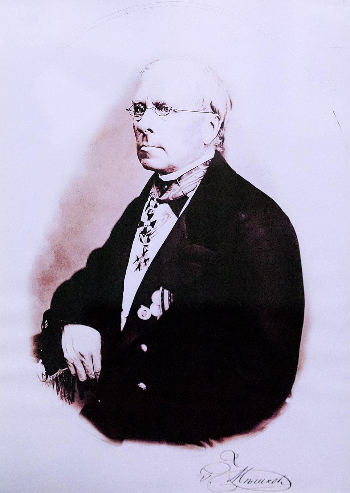 Фото №211551. Григорий Иванович Мешков (1810, Пенза - 1890, Казань)