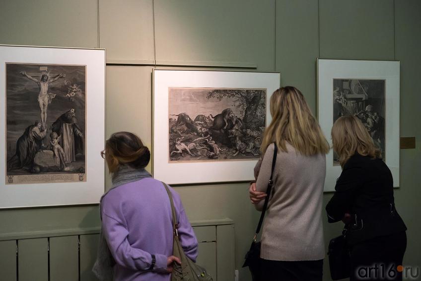 Фото №212002. На открытии выставки  ''Казанские коллекционеры и коллекции''