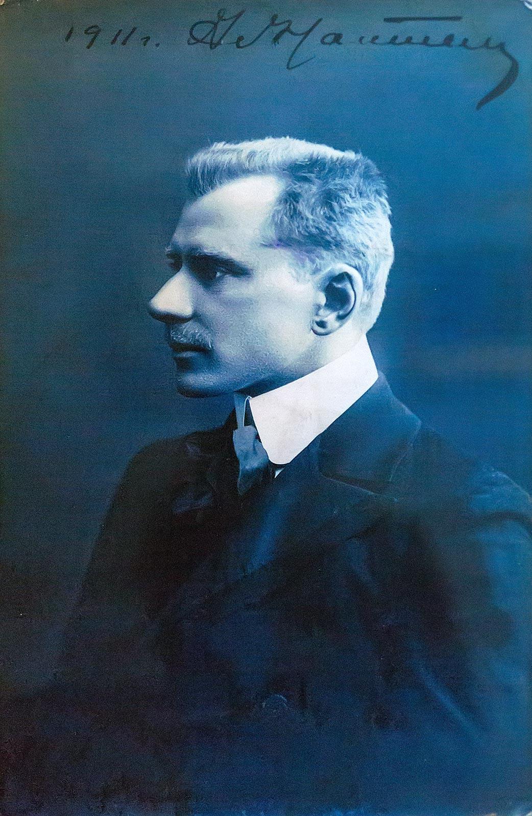 Фото №212032. Александр Фердинандович Мантель 1880, Санкт-Петербург - 1935, Москва