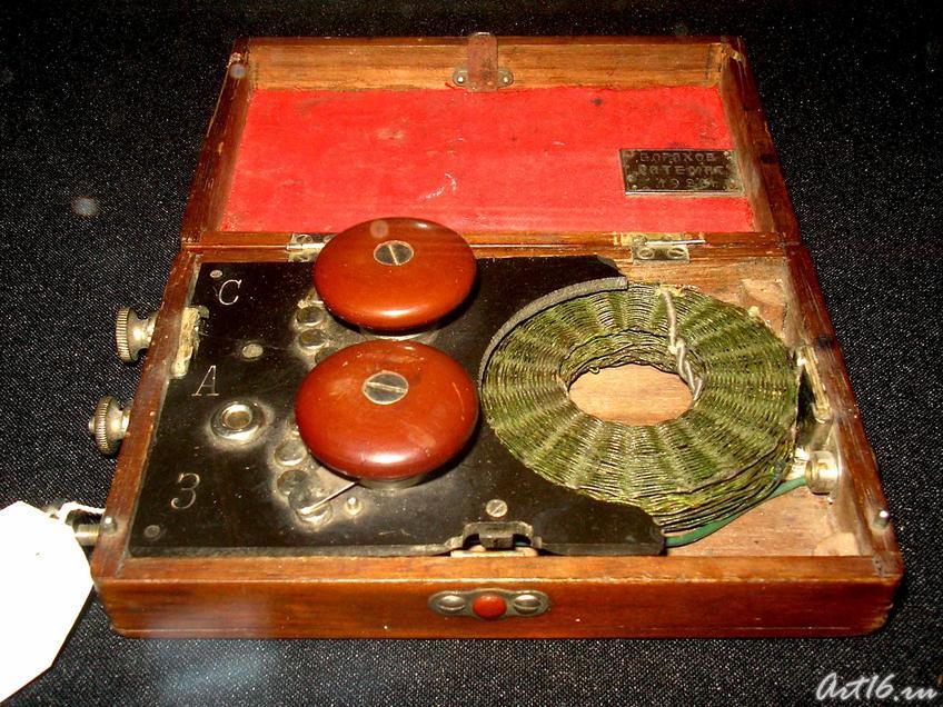 Радиоприёмник детекторный любительского типа::«Радио-турне»