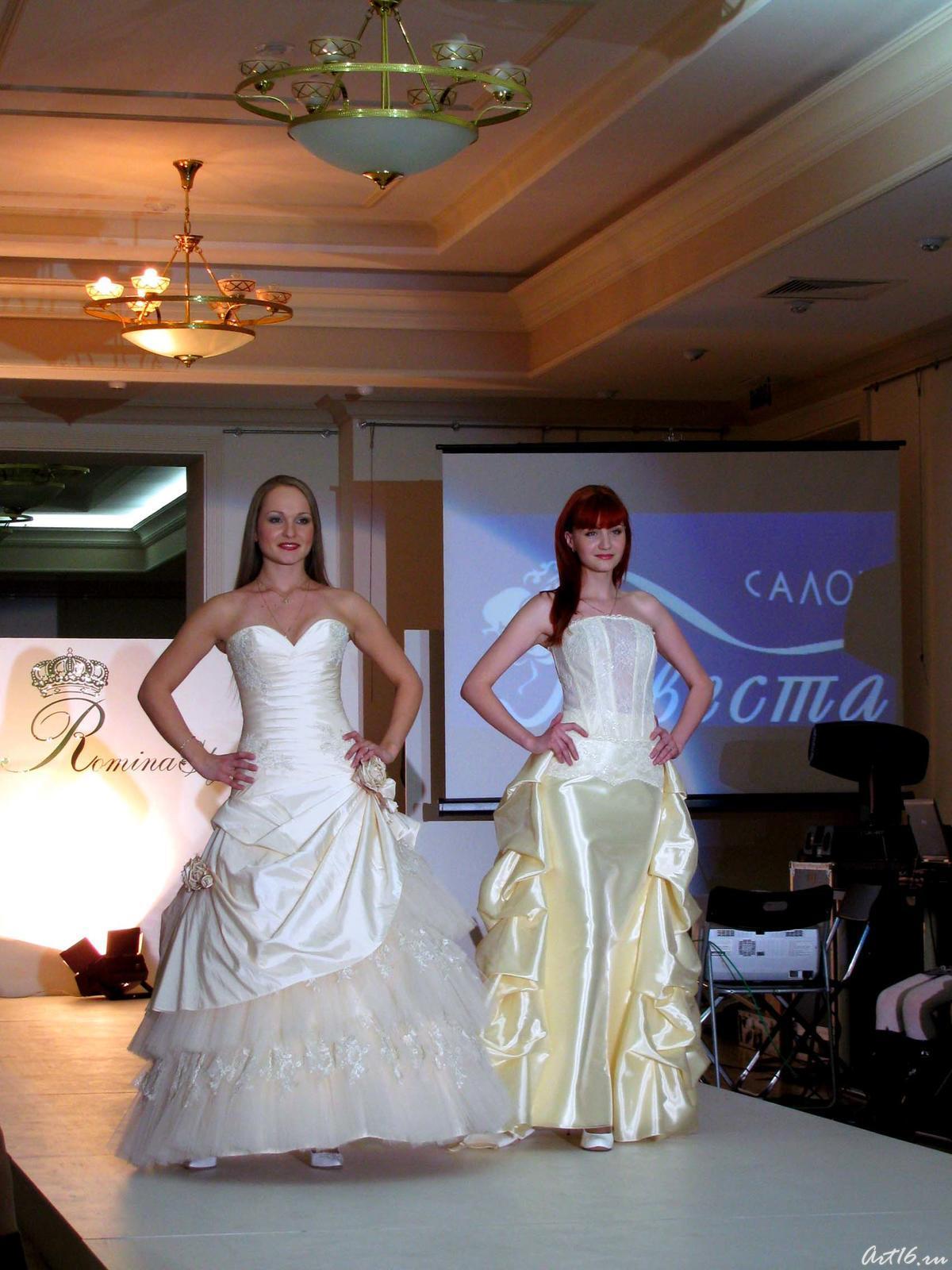 Фото №21517. Дефиле в свадебных платьях _1002
