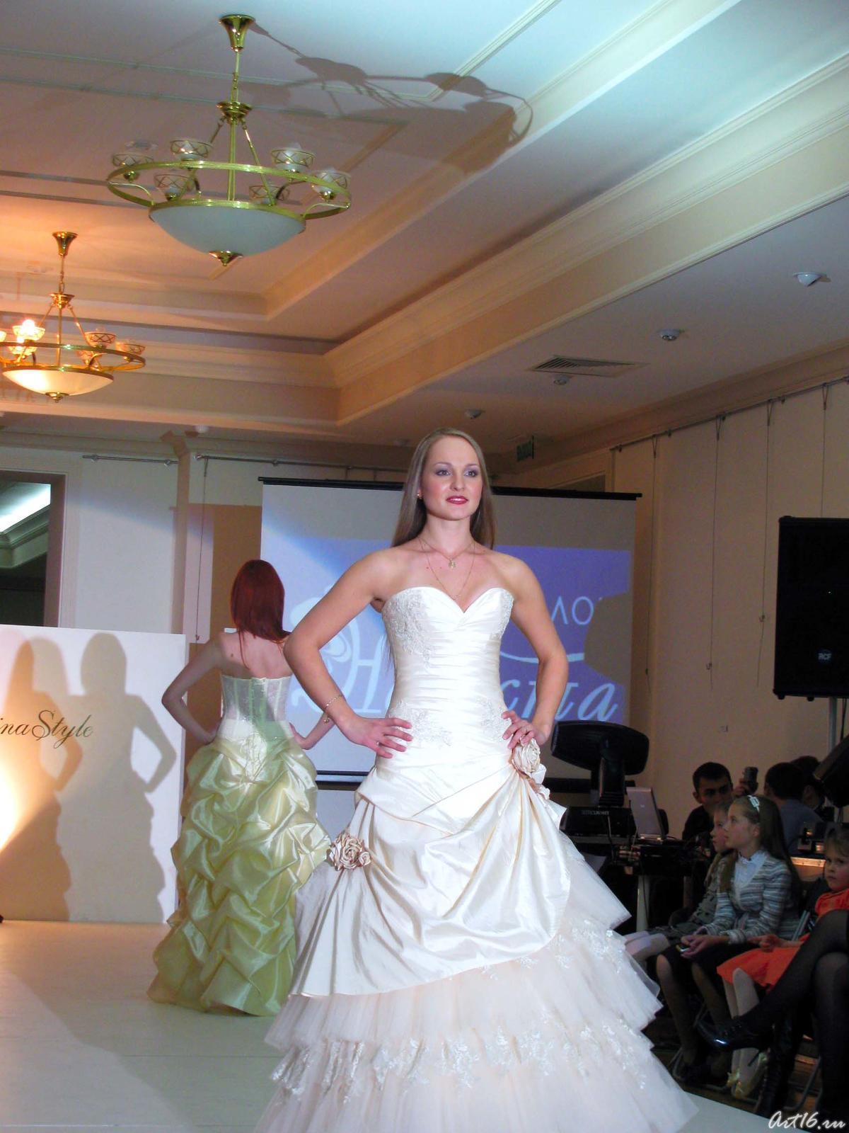 Фото №21523. Дефиле в свадебных платьях _1004