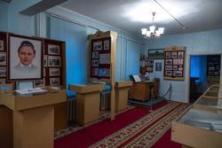 Экспозиция Арского музея литературы и искусства