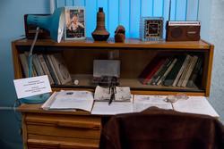 Комплекс материалов и личных вещей М.Магдеева