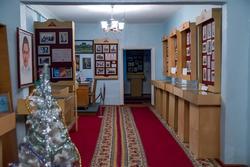 Фрагмент экспозиции Арского музея литературы и искусства