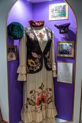 Татарский женский национальный костюм