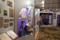 Арский музей литературы и искусства. Фрагмент экспозиции