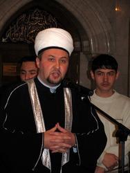 Имам-хатыб мечети Кул Шариф Рамиль Юнусов