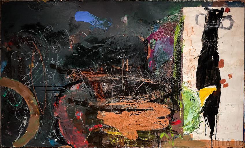 Рамин Нафиков «Кувшин»::Оптические переживания. Выставка абстрактного искусства в ЦСИ «Смена»
