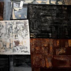 Рустам Салихов «Композиция» из серии «Необозримость мира»