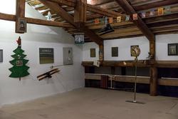 Фрагмент эксп. выставки ''Зима''