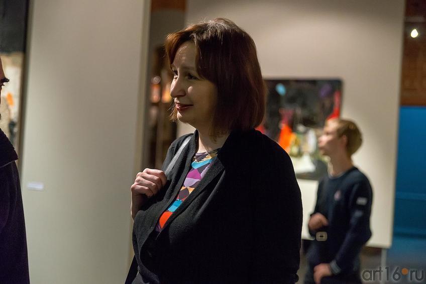 Дина Ахметова::Оптические переживания. Выставка абстрактного искусства в ЦСИ «Смена»